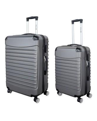 PILKŲ lagaminų komplektas XL + L